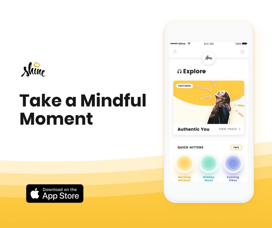 Shine - Daily Motivation Shine In Life | iOS App - TECHWIBE