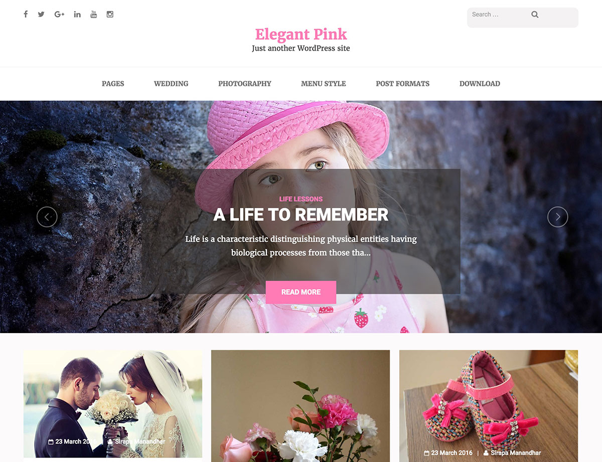 elegant-pink-feminine-wordpress-theme