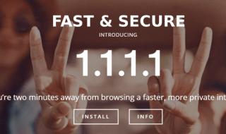 1.1.1.1 super fast