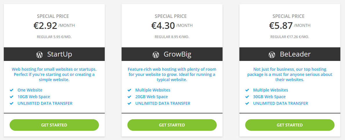 Managed WordPress hosting by NextPointHost