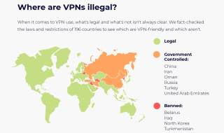 vpn legal or not