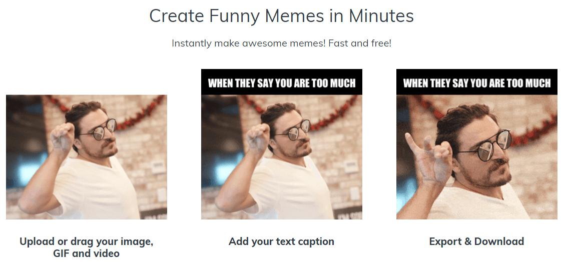 Filmora FREE Online Meme Maker – The Best Meme Maker Ever