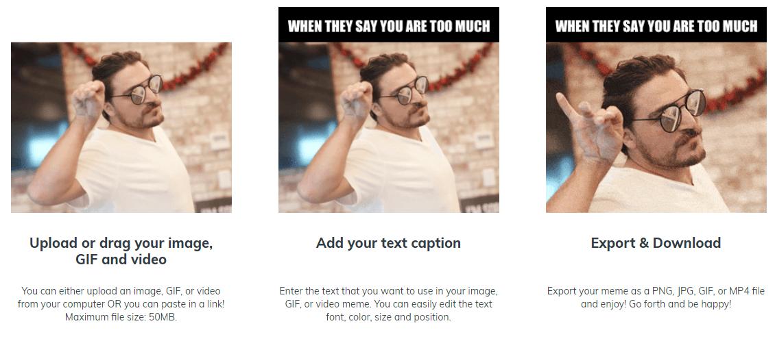 Filmora FREE Online Meme Maker – The Best Meme Maker Ever Made For
