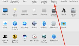 mac encryption