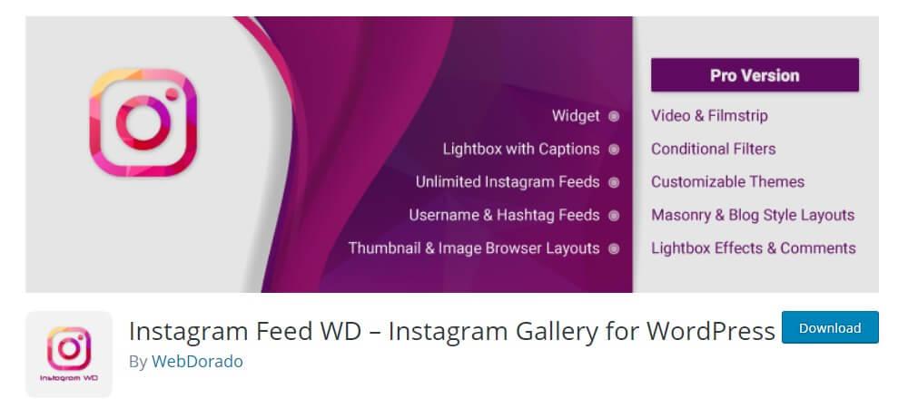 Instagram-Feed-for-WP-wordpress-plugin