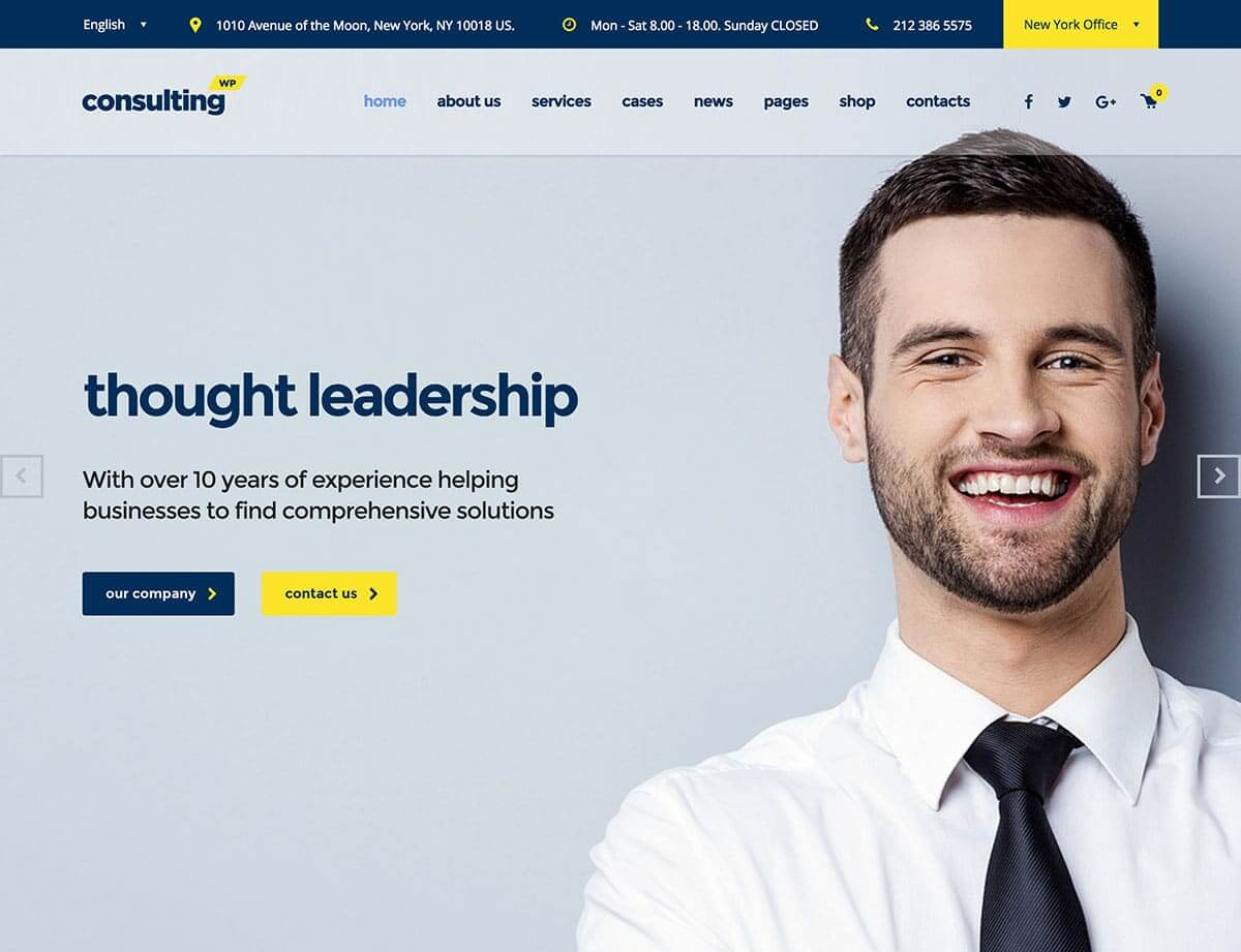consulting-insurance-wordpress-theme