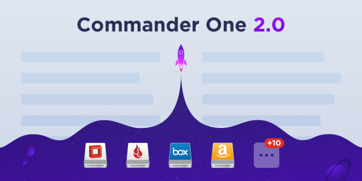 Commander one 2.0 mac