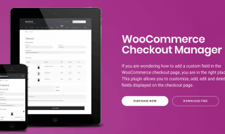 WooCommerce-Checkout-Manager wordpress