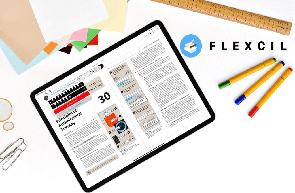 Flexcil Note & PDF Reader