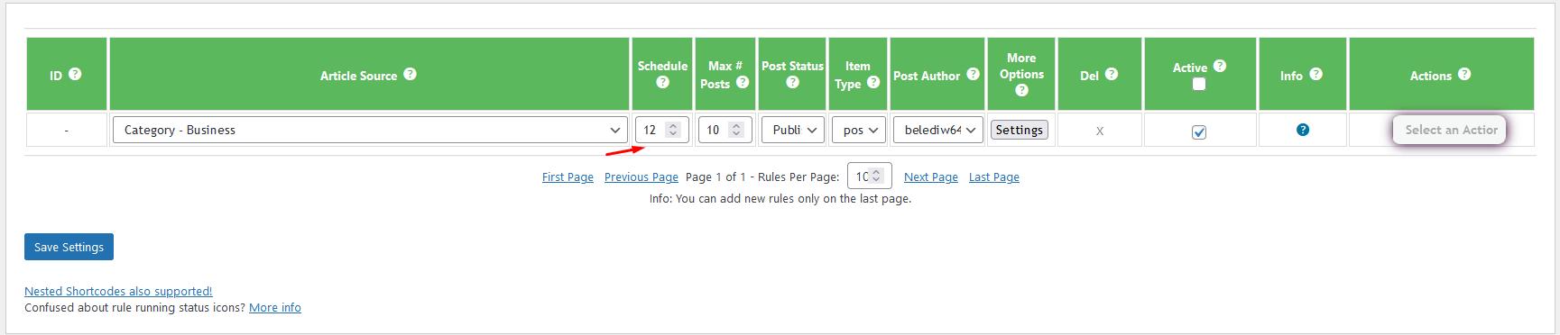 Add custom news posts - 4