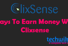 clixsense money