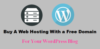 Buy a Web Hosting