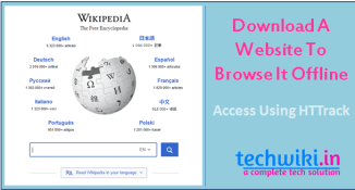 website downloader online – How To Download A Website For Offline Access