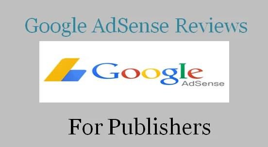 google adsense reviews