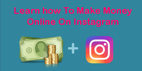 make money on instagram