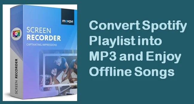 Convert Spotify Playlist into MP3