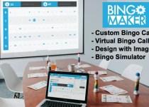 Bingo Maker website