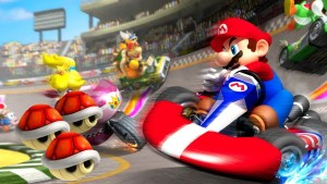 Mario Kart Wii Game Finder 'missions' mode