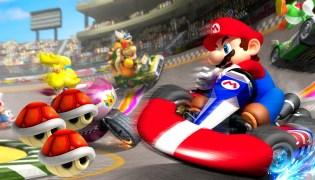 Mario Kart Wii Game Finder 'missions' mode