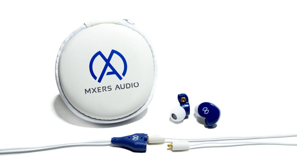 MXers Audio: company promises functional and versatile headphones (Photo: Press Release / mXers Audio)