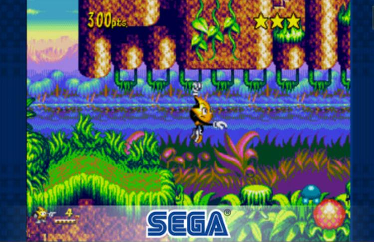 Ristar: classic Mega Drive game can now be downloaded for free on Android and iPhone