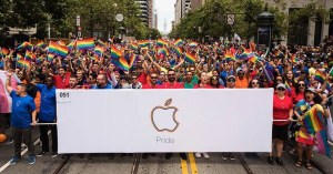 The code of iOS 11.3 suggests the arrival of a new sphere to the Apple Watch, on the occasion of Pride Day