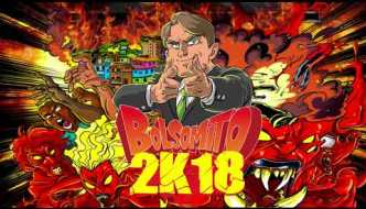 Brazil asks to Eliminate a Satirical Game of Steam on Bolsonaro