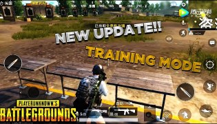 Training Mode comes to PUBG on Xbox One