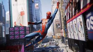 The PS4 Spider-Man will also be in the New Movie