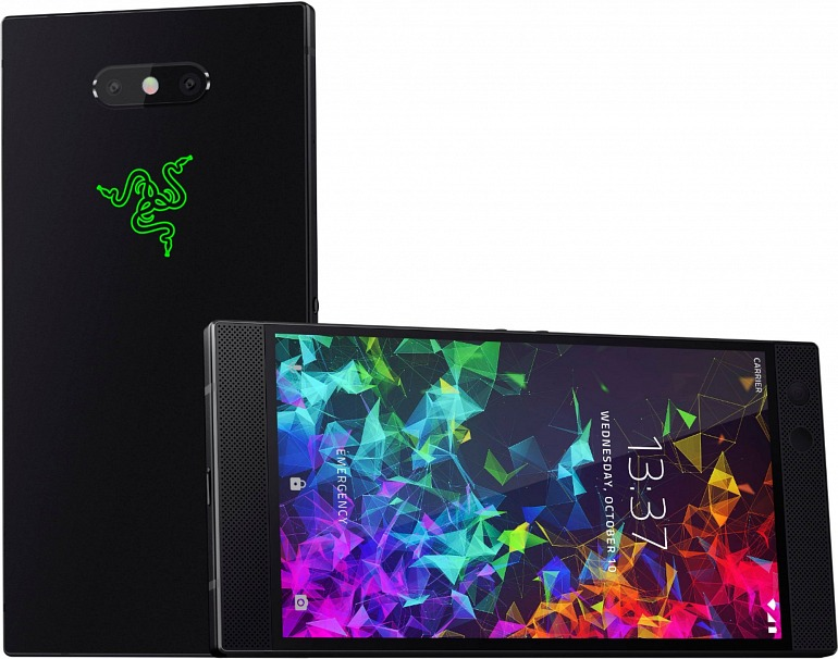 The Razer Phone 2 is Seen Before its Presentation