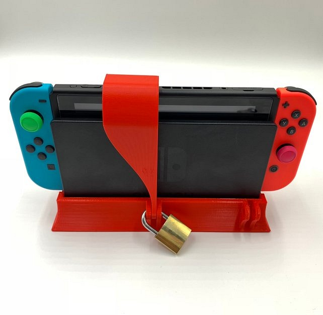 Nintendo Switch Receives a Curious Accessory to Prevent its Use