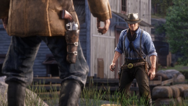 Red Dead Redemption 2 'Will Run' to Native 4K on Xbox One X