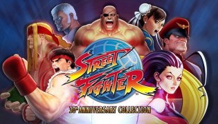 Street Fighter 30th Anniversary will Receive Improvements Online in Switch