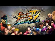 Street Fighter Fighter IV: Champion Edition