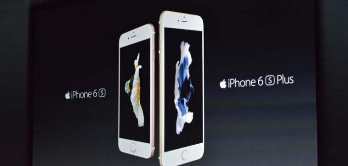 Apple Launches iPhone 6s & iPhone 6s Plus With 3D Touch Display, 12MP iSight Camera