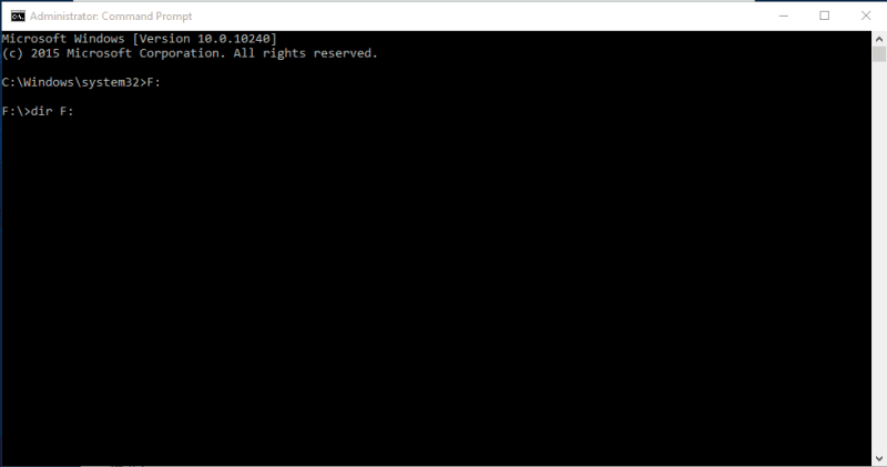Cómo encontrar y eliminar virus informáticos usando el símbolo del sistema