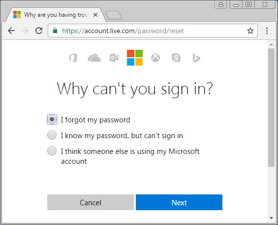 How to Reset Lost Windows 10 / 8 Login Password When Locked Out