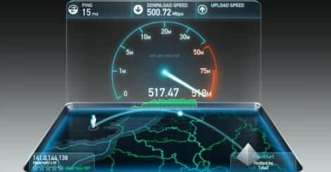 Top 5 Cities With Fastest Internet Speeds In The World And