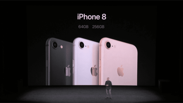 Apple's New iPhone X, iPhone 8 And iPhone 8 Plus Specs, Features And Release Date