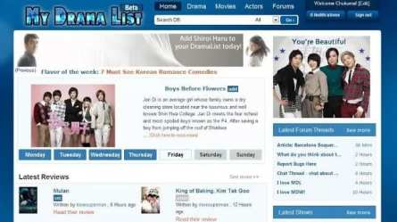 mydramalist - best korean drama website