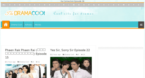 the drama cool - best korean drama website