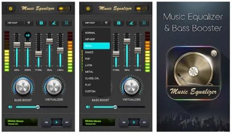 Music Bass Booster Equalizer App