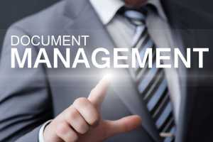 Document Managment Master Course I