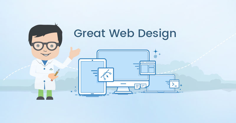 5 Tips To Take Your Websites Design from Good to Great - TechWyse Rise to the Top Blog