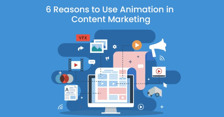 6 Reasons to Use Animation in Content Marketing