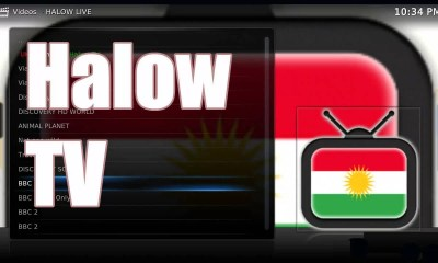 Halow Live TV Addon