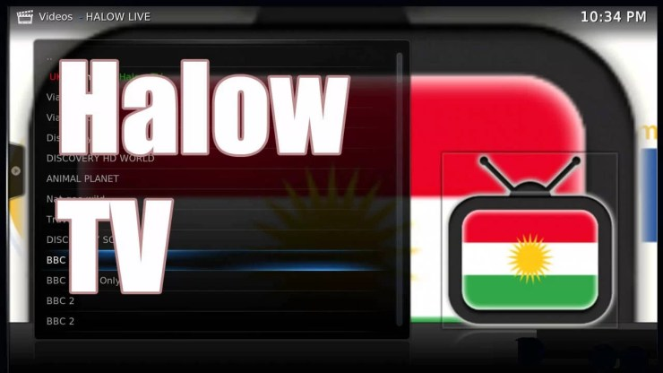 Halow Live TV Addon