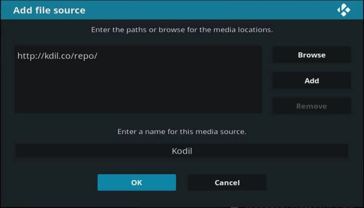 Playlist Loader Kodi Addon