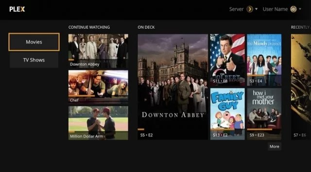 Plex for Raspberry Pi