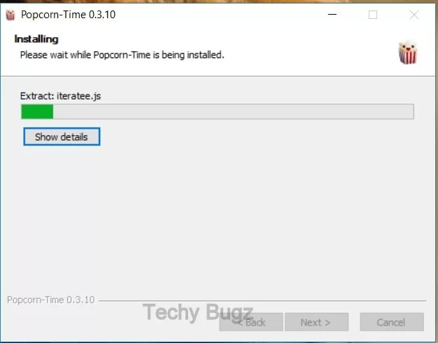 How to Install Popcorn Time for Windows